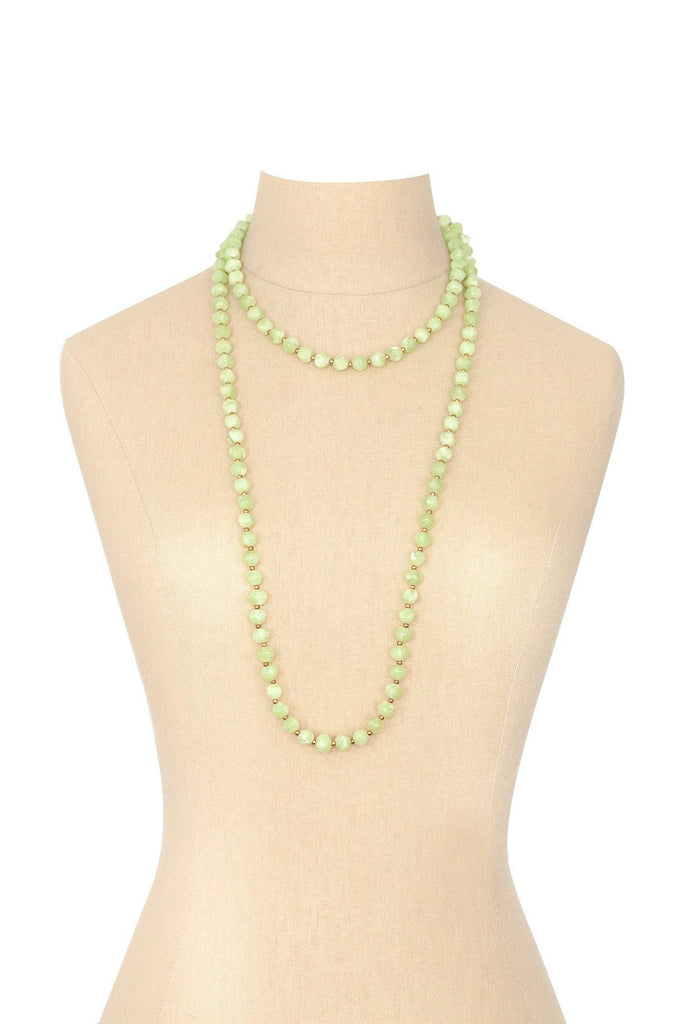 50's__Vintage__Beaded Necklace