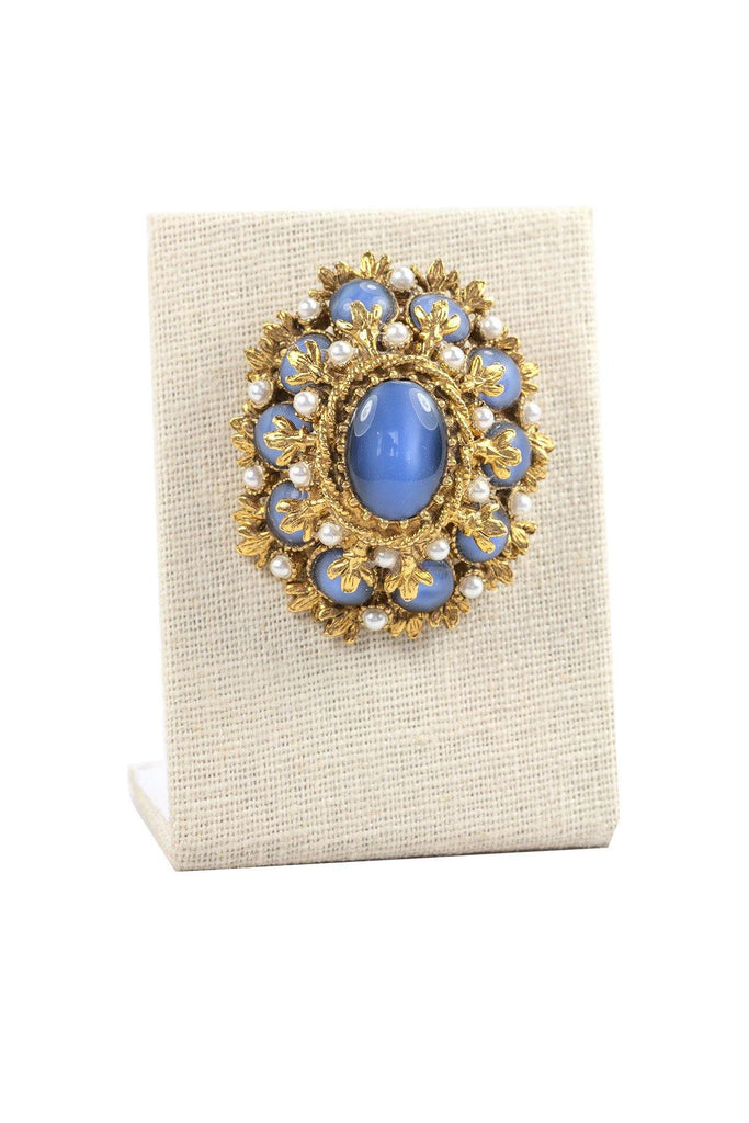 50's__Vintage__Statement Burst Brooch