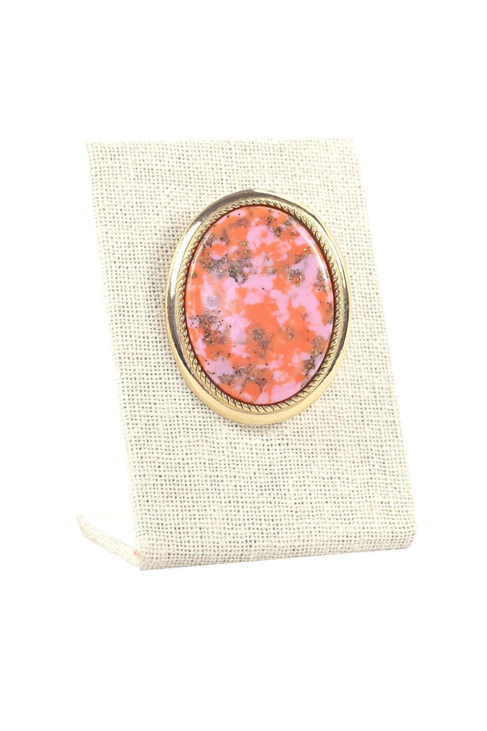 60s__Sarah Coventry__Statement Brooch