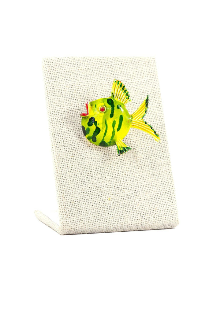 60's__Vintage__Fish Brooch