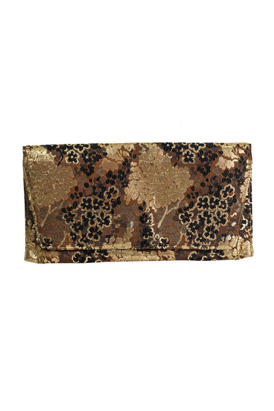 Vintage Holiday Clutch