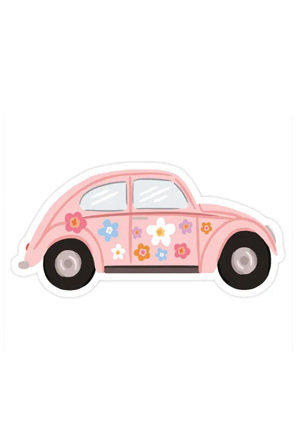 Buggie Sticker
