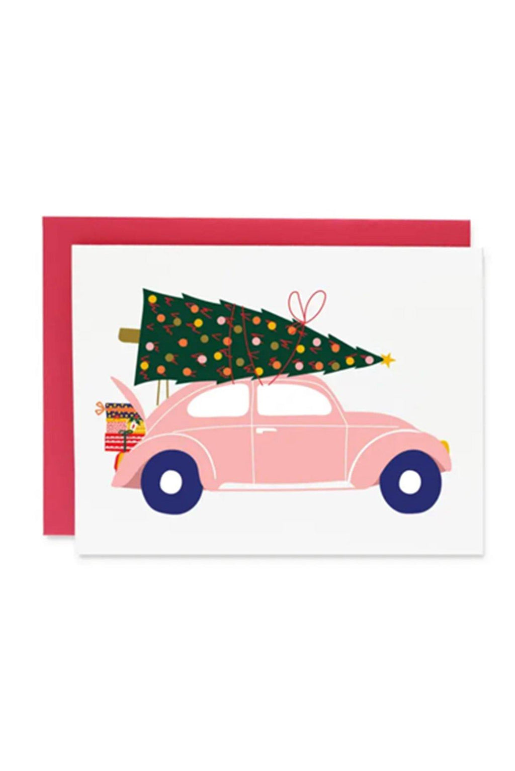 Tree Shopping Card