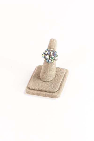 60's__Sarah Coventry__Adjustable Cocktail Ring