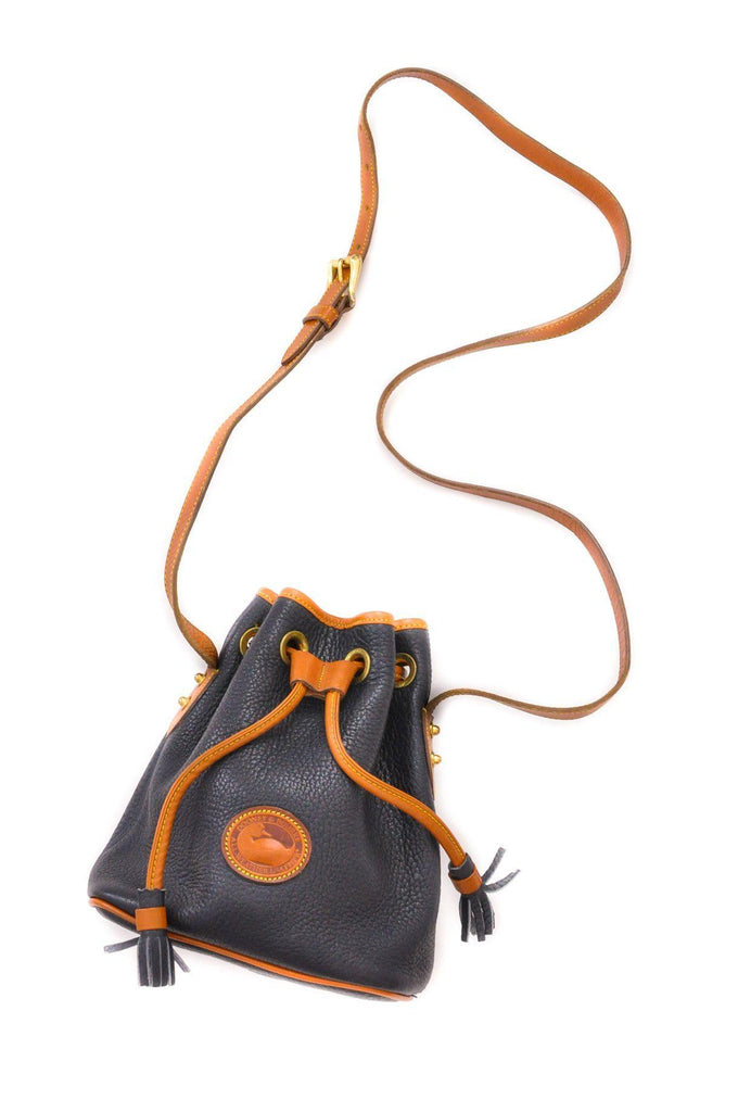 Dooney & Bourke Drawstring Bucket Bag