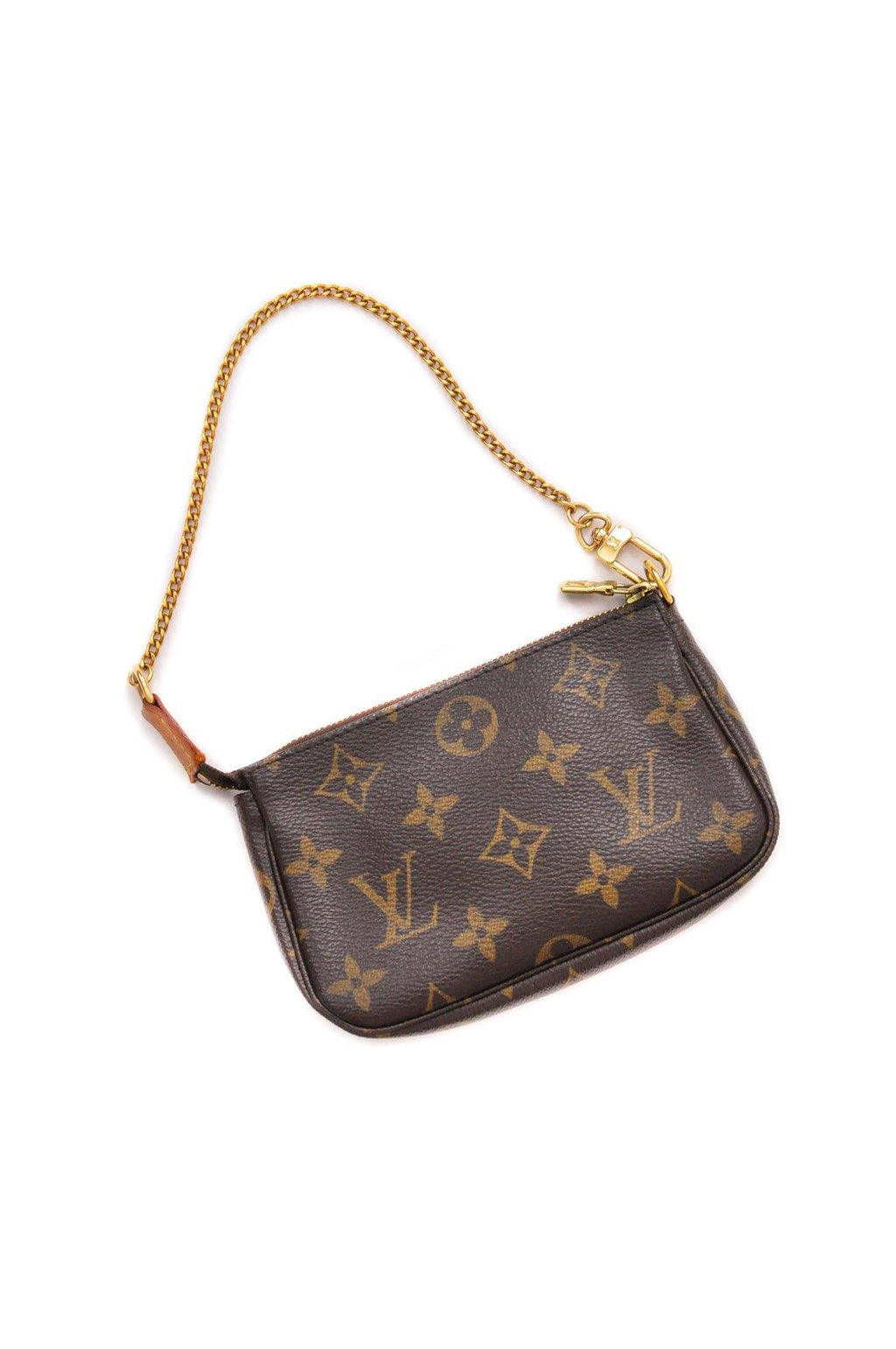 Louis Vuitton Mini Pochette Bag