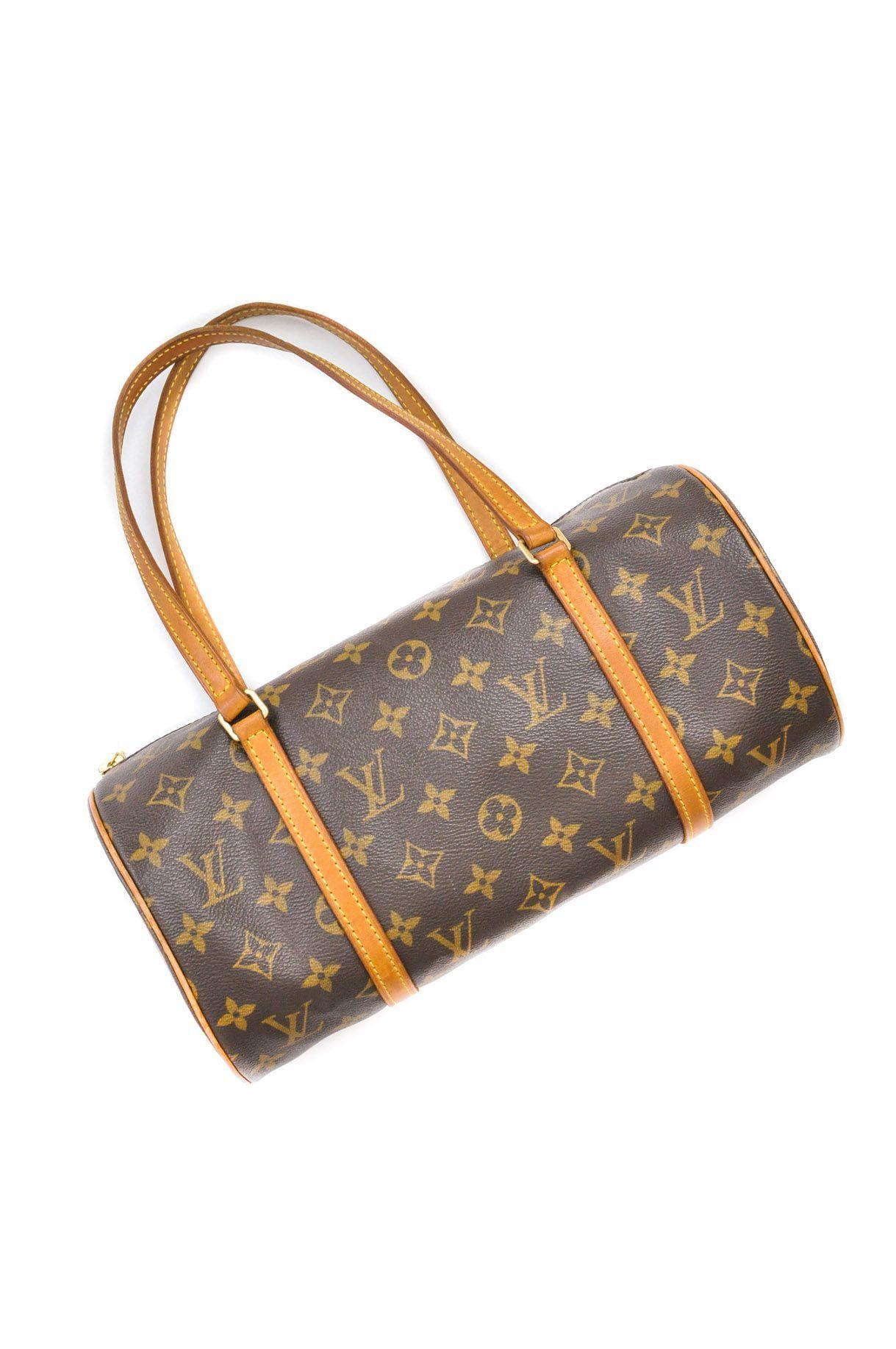 Louis Vuitton Papillon 30 Handbag