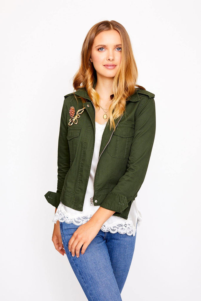 Maddox Army Jacket
