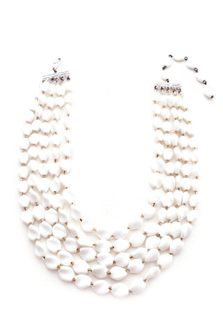 Layered Beaded Necklace