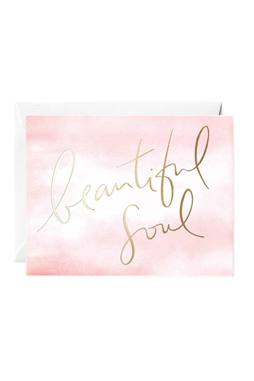 Beautiful Soul Card