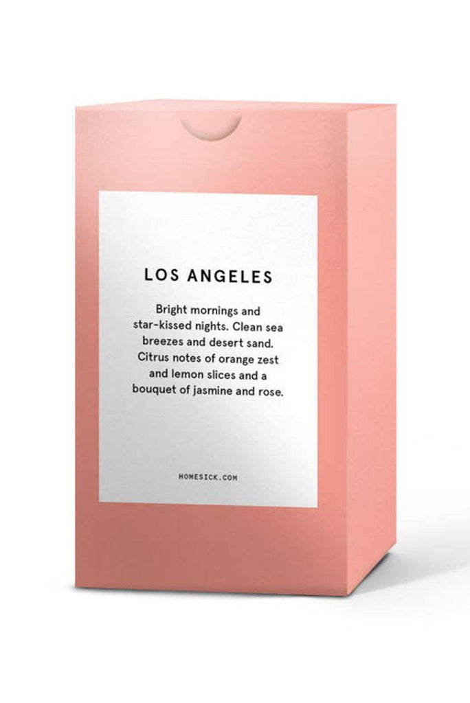Homesick Los Angeles Candle