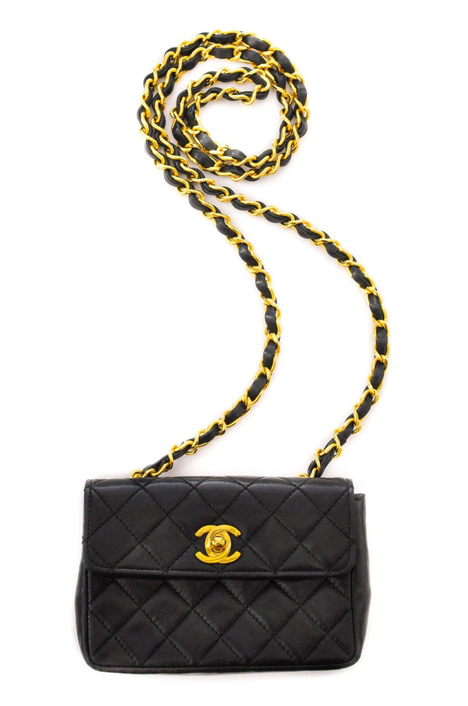 Chanel Micro Mini Crossbody Bag