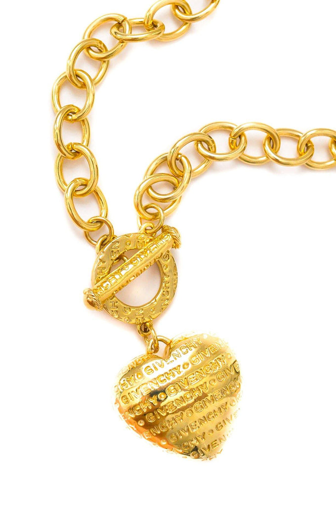 Givenchy Heart Necklace