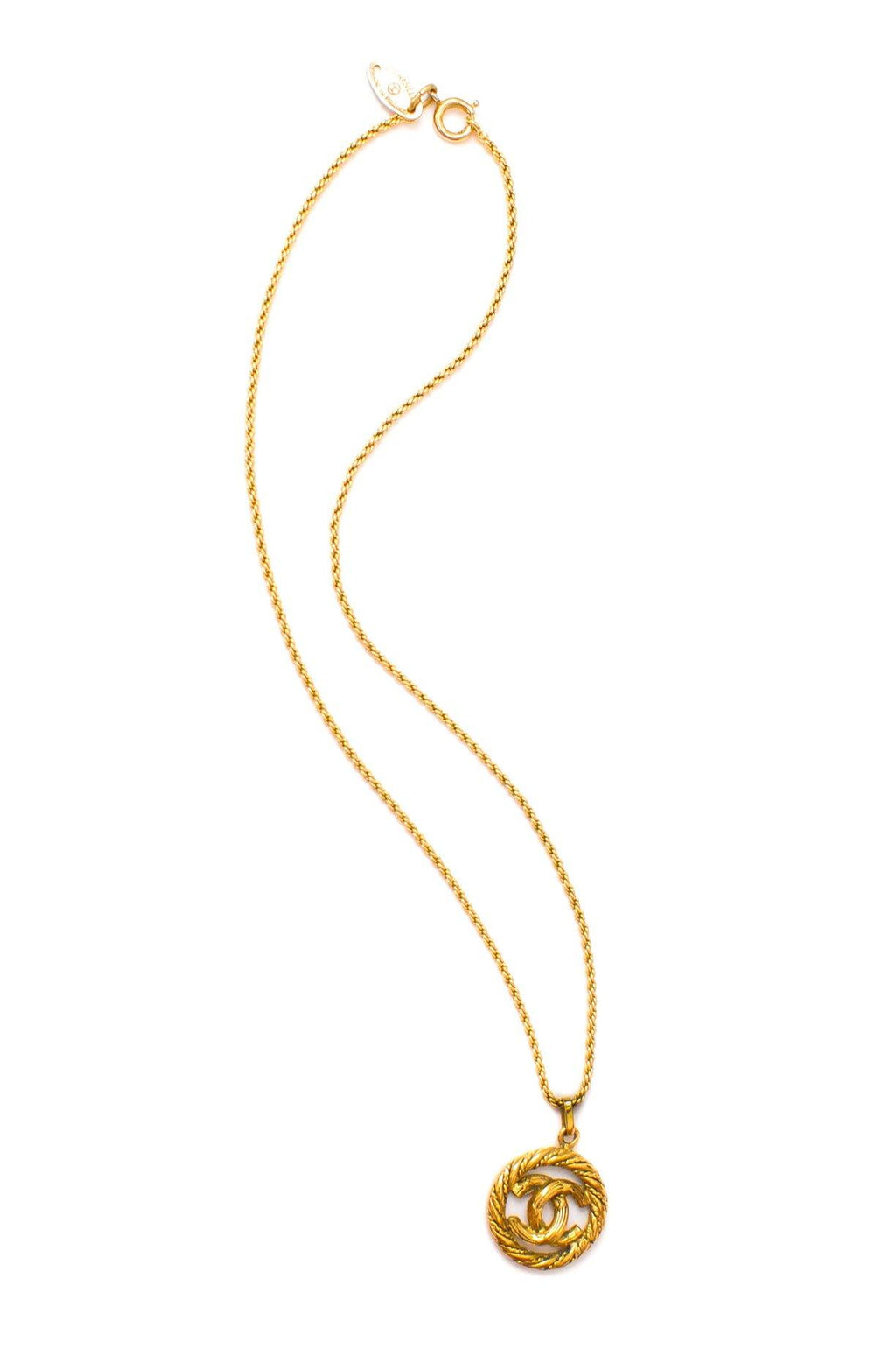 Chanel Dainty Necklace