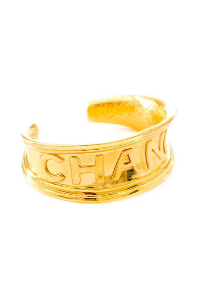 Chanel Statement Bangle