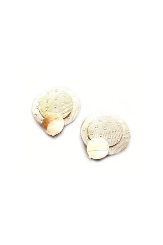 Circles Clip-on Earrings