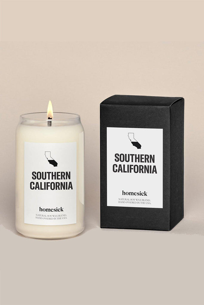 Homesick Southern California Candle