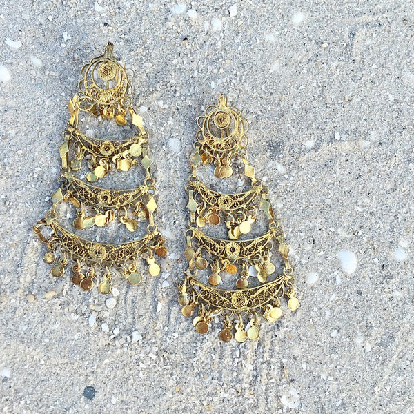 Statement Boho Earrings