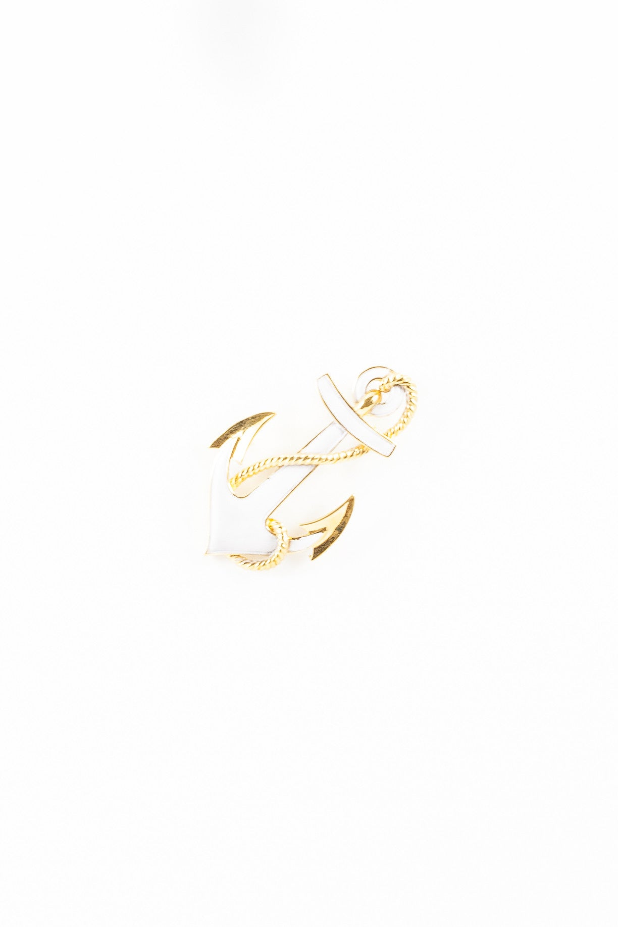 80's__Trifari__Anchor pin