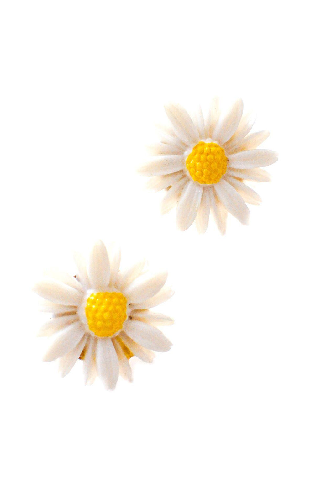 Daisy Clip-on Earrings