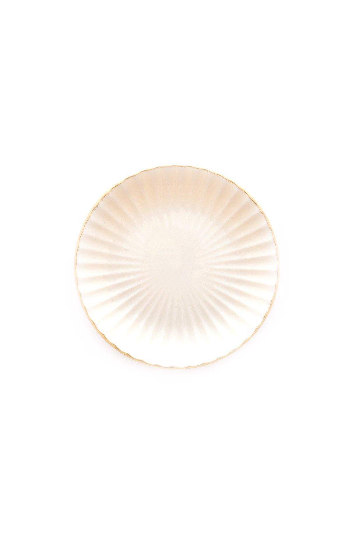 Fanned Jewelry Dish