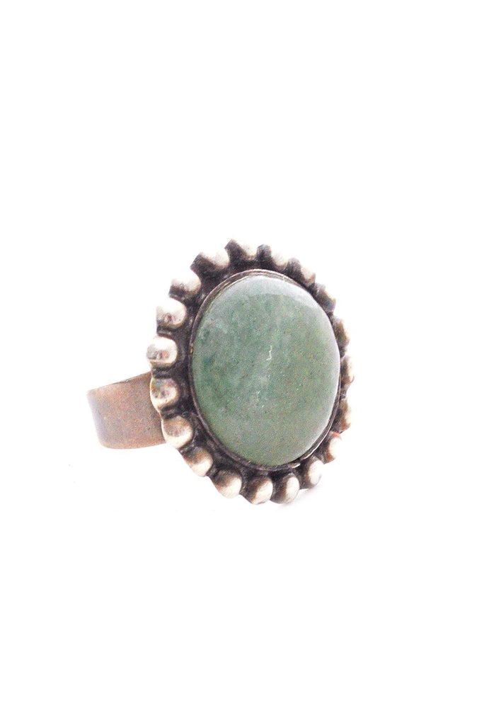 Adjustable Jade Ring