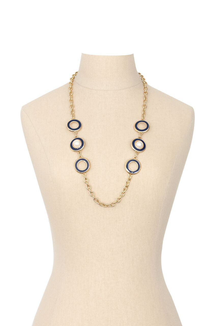 80's__Park Lane__Statement Chain Necklace