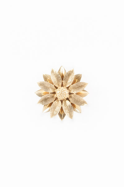 70's__Sarah Coventry__Flower Pin