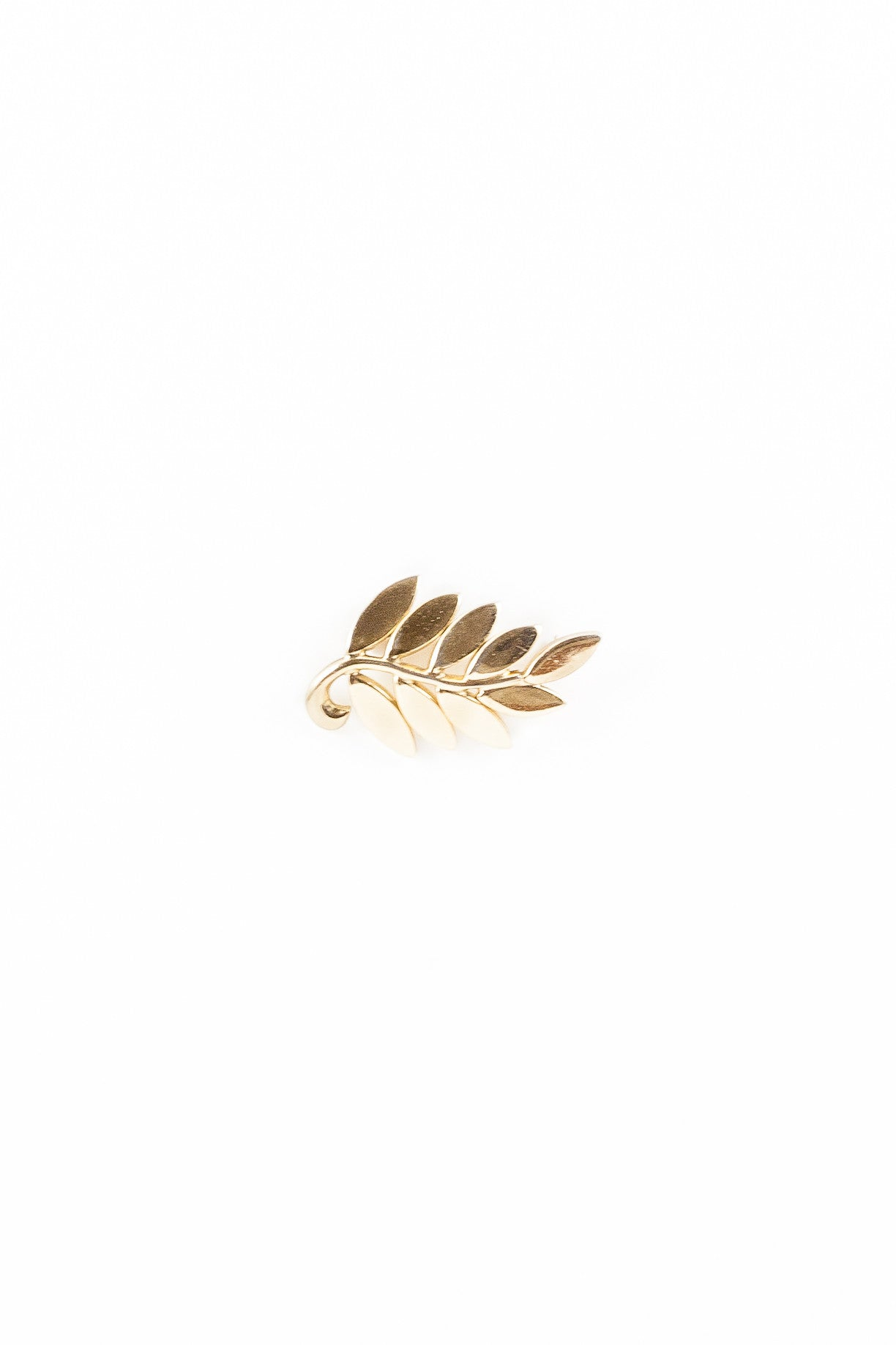 40s__Monet__Mini Leaf Pin