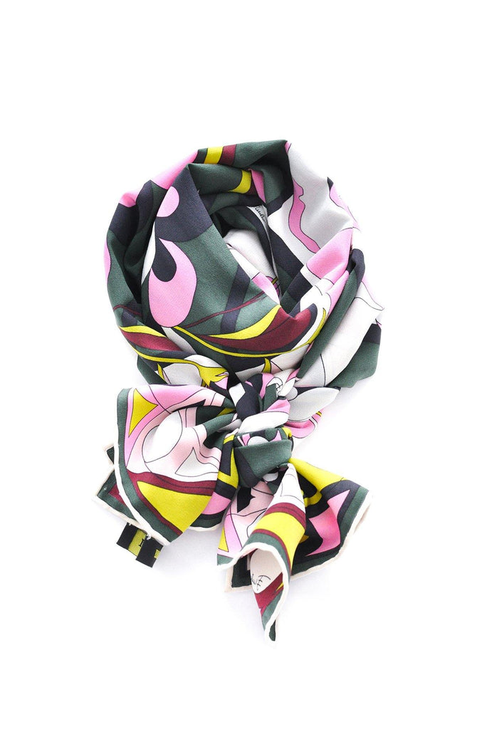 Pucci Rectangle Scarf