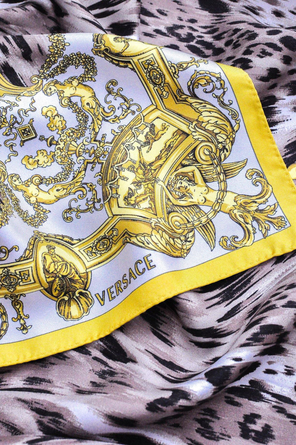 Versace Classic Scarf