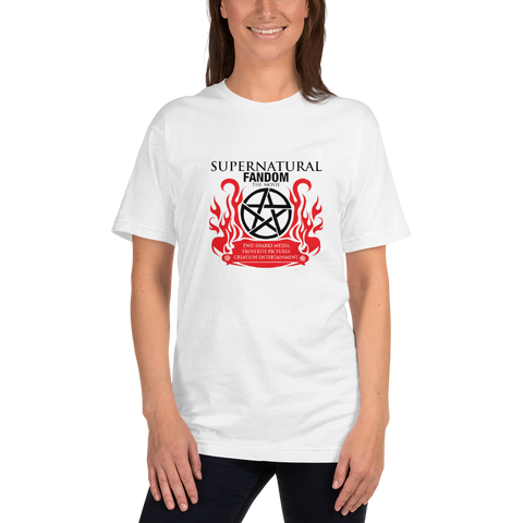 Supernatural Fandom T-Shirt