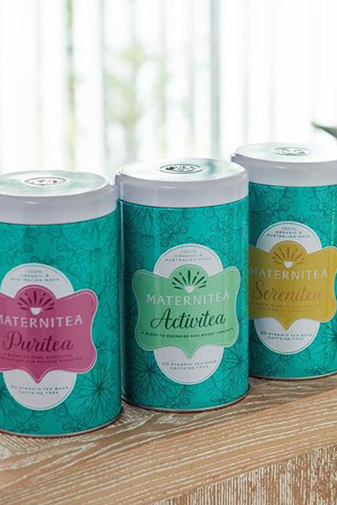 MATERNITEA PREGNANCY & POSTPARTUM TEA