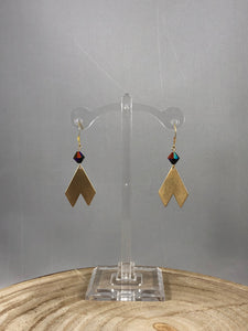 Victory earrings