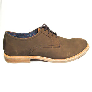 Ben Sherman Brent Plain Toe Jute in Mouton