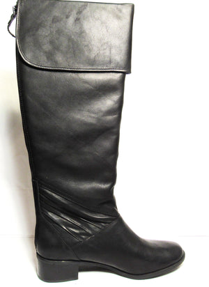Seychelles Adventurer Black Leather Boot