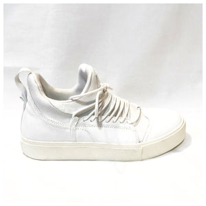 Article N White Leather Sneakers 0116