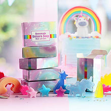 Load image into Gallery viewer, Unicorn Soap Kit for Kids