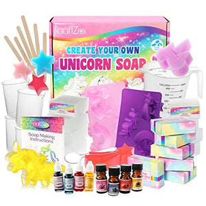 Unicorn Soap Kit for Kids