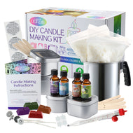 DIY Candle & Soap Making Craft KITS