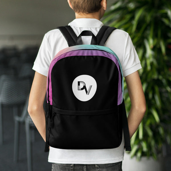 DV Logo Backpack