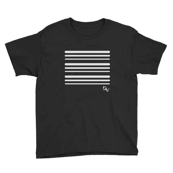 Youth Stripes Short Sleeve T-Shirt