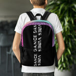 DanceVibes Logo Backpack