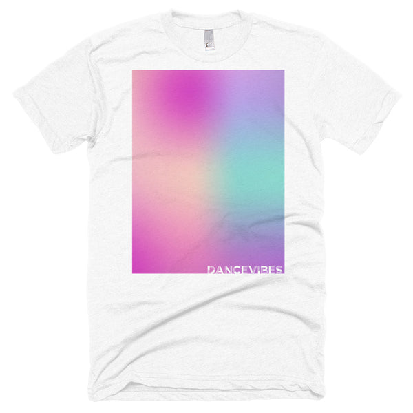 Unisex gradient short sleeve t-shirt
