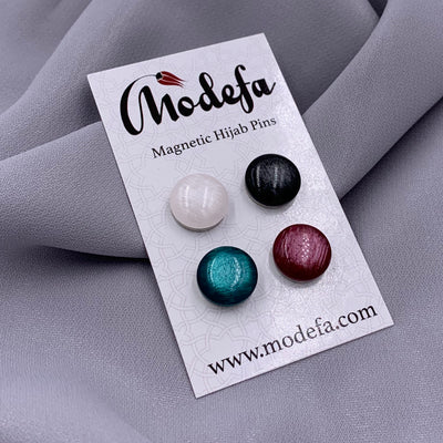 Modefa Magnetic Hijab Pins Re-Launched!