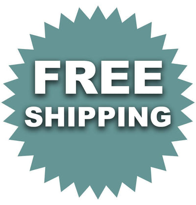 Now offering FREE SHIPPING!