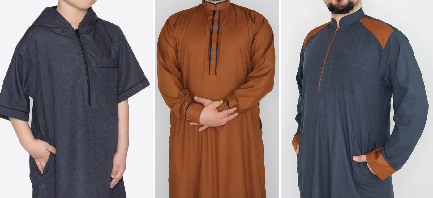 Islamic Thobes for Men and Boys