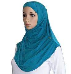 Firdevs Practical Hijab Teal Green