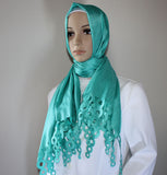 Ipekce Lazer Shawl Turkish Hijab