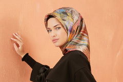 Turkish Silk Hijabs